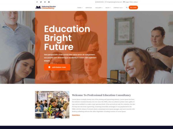 Professional Education Consultancy PRO