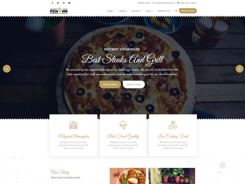 Pizza Hub PRO